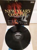 "SXL 6692 Willi Boskovsky, Vienna PO New Year's Concert Vinyl 12"" Vinyl LP"