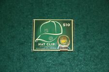 Masters Hat Clip & Ball Marker from Augusta National Golf Club New in Wrapper