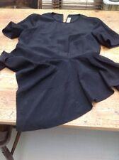 Marni 100% Silk Short Sleeve Summer Top/Blouse