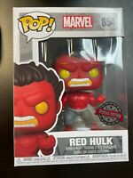 FUNKO POP Marvel Red Hulk 854 IN HAND Special edition