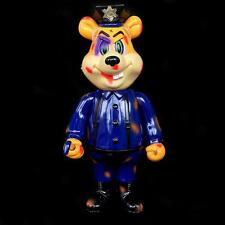 CLOCKWORK CARROT DIM A.C.A.B VERSION VINYL FIGURE FRANK KOZIK X BLACKBOOK TOYS