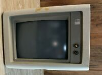 Rare Vintage IBM DisplayWriter Monitor for parts or repair