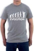 Golf Evolution - Golfer Humor - Funny Golf Player T-Shirt Gift Idea