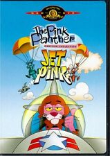 The Pink Panther Cartoon Collection - Jet Pink (DVD, 1999) 8 Features from 1964