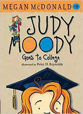Judy Moody Goes to College (Judy Moody (Quality)), New, McDonald, Megan Book