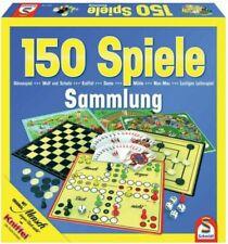 Spielesammlung  150 Spiele / Schmidt 49178 Gesellschaftsspiele  NEU