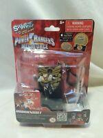 POWER RANGERS - Swapp Roboknight Power Rangers Megaforce Keyring Unopened 2013