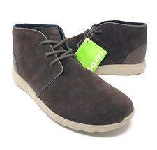Crocs  Kinsale Chukka Boot Men's size 8 Espresso/Cobblestone NEW IN BOX