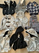 Baby Boy's Hoodies/ Jackets Size Up To 12 Months . Any 3 For $27