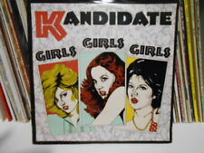 "KANDIDATE "" GIRLS GIRLS GIRLS-FALLING IN LOVE WITH YOU"" 7"" RAK295 UK"