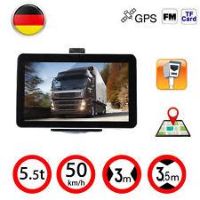7 Zoll LKW PKW Auto GPS Navi Navigationsgerät Navigation Europa Karten Monitor