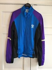 PEARL IZUMI Cycle Jacket Mesh Lined Windbreaker Men's Size Large L