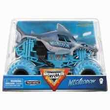 Monster Jam Megalodon Truck True Metal 1 24