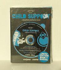Child Support DVD with book & bandana StepChild Nomis Snowboard Snowboarding