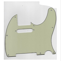 3Ply  Direct Fit Pickguard for Fender USA MIM Telecaster Tele Standard