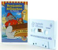 Benjamin Blümchen 93 Das Walbaby KIOSK Hörspiel MC Kassette