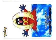 POKEMON LAMINCARDS CARTE CARD 124 LIPPOUTOU Jynx