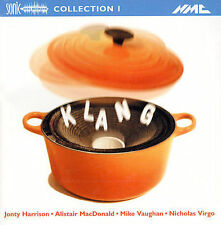 JONTY HARRISON - KLANG NEW CD