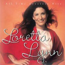 NEW Loretta Lynn - All Time Greatest Hits (Audio CD)