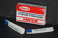Cobalt Chloride Water test desiccants Indicator Paper 40 strips in 2 books New