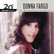 "DONNA FARGO, CD ""THE MILLENNIUM COLLECTION, 20th CENTURY MASTERS"" NEW SEALED"