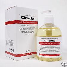Ciracle Anti-Blemish Teatree Wash 250ml Acne Trouble spots Chamomile Vitamin C