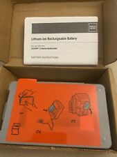 New Lifepak 15 Lithium-ion Rechargeable Battery