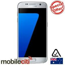 Samsung Galaxy S7 Silver Android 32GB Mobile Phones