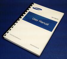 Samsung Galaxy Tab S 10.5 (Australian model SM-T805Y) User Manual
