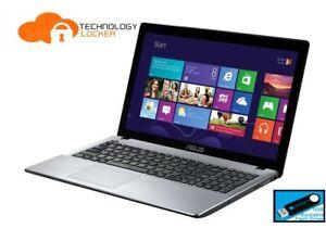 """ASUS F550LD 15.6"""" Laptop Intel Core i5-4200U @1.60GHz 8GB RAM 1TB HDD Win 10"""