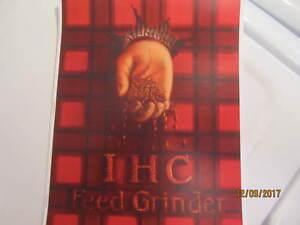1910s International Harvester Feed Grinders Catalog Manual Gas Engine too