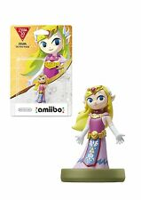 NINTENDO AMIIBO ZELDA THE LEGEND OF ZELDA WIND WAKER  30 TH 3DS WII U SWITCH