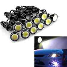 White 12V 10W Eagle Eye LED Daytime Running DRL Backup Light Car Auto Lamp