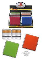 Portasigarette cigarette case metallo per 20 sigarette classiche KS mod AA531