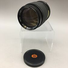 Matrix Opti-Coated Auto 1:2.8 f=135mm 55 Camera Lens - Fast Free Shipping - A13