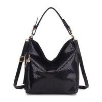Women Leather Handbags Shoulder Bag Messenger Crossbody Bags Luxury Tote Purse