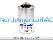 OEM ICP Heil Tempstar Sears Dual Run Capacitor 40/3 uf MFD 440 Volt VAC 1172095