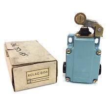 Roller Lever Limit Switch XC1-AC116 Telemecanique NO/NC Slow action, ZC1AC006 XC