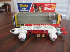VINTAGE DINKY SPACE 1999 EAGLE FREIGHTER W/ BOX 360 - 1976