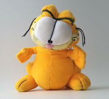Paws Garfield plush Christmas Ornament stuffed animal orange black striped cat