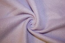 "Light Purple Polar Fleece Fabric Solid Colors Anti-Pill 58""-60"" Soft Blanket BTY"