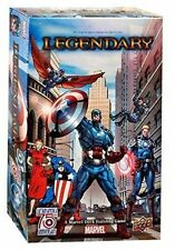 Marvel Legendary A Deck Building Game Captain America 75th Anniversary