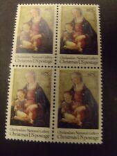 US Postage Stamps 1975 CHRISTMAS MADONNA & CHILD Scott 1579 4-10c