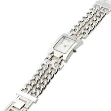 Korean fashion Silver bracelet Wrist Watch Women Girl gift New
