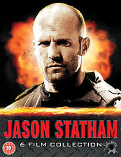 THE JASON STATHAM 6 FILM COLLECTION (DVD) (New)