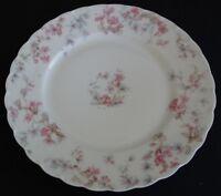 T V Limoges France Bone Dish Or Crescent Salad Plate Ebay