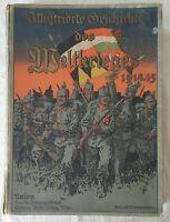 Buch Illustrierte Geschichte des Weltkrieges 1914/15 Zweiter Band 1930