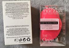 Pink Tangle Teezer Detangling brush Original Wet And Dry