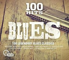 Various - 100 Hits Blues 2016 Demon Digipak 5xcd Album