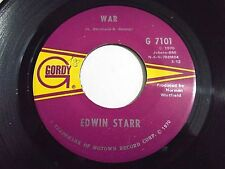 Edwin Starr War / He Who Picks A Rose 45 1970 Gordy Vinyl Record